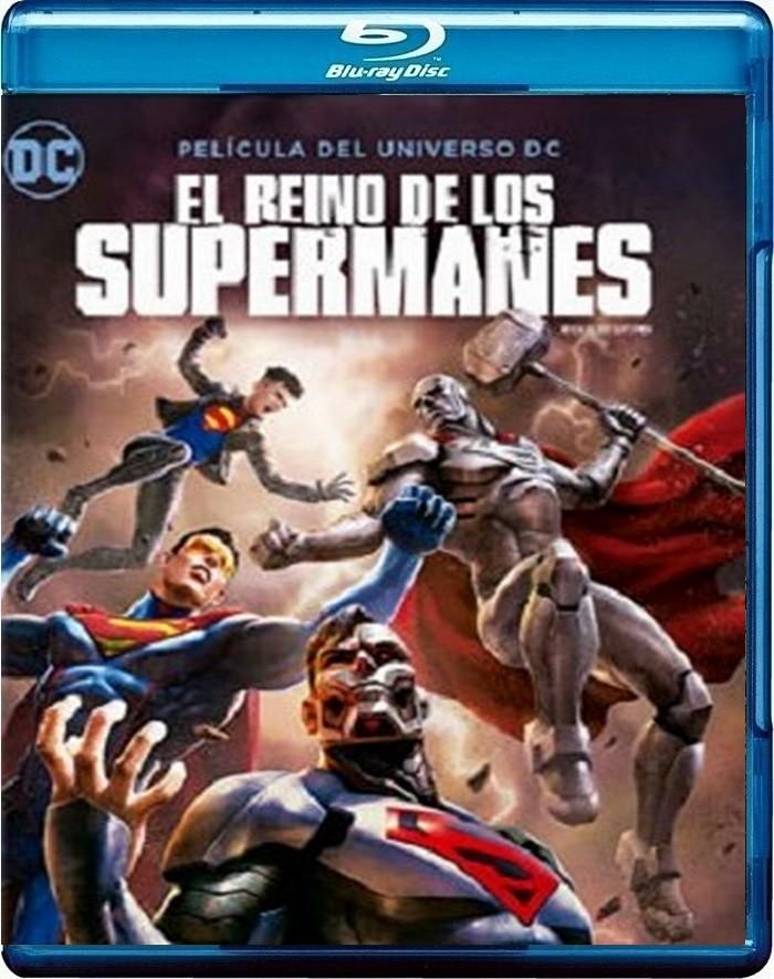DC ANIMADA - EL REINO DE LOS SUPERMANES (*)