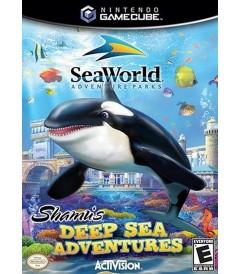 NINTENDO GAMECUBE - SEAWORLD ADVENTURES PARKS (SHAMUS DEEP SEA ADVENTURES) - USADO