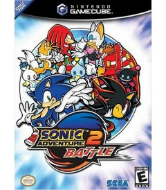 NINTENDO GAMECUBE - SONIC ADVENTURE 2 BATTLE - USADO