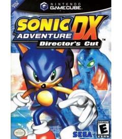 NINTENDO GAMECUBE - SONIC ADVENTURE DX (DIRECTORS CUT) - USADO