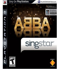 PS3 - SINGSTAR (ABBA) - USADO