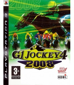 PS3 - G1 JOCKEY 4 2008 - USADO