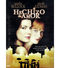 DVD - HECHIZO DE AMOR - USADA