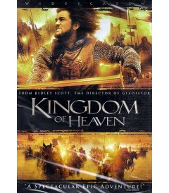 DVD - CRUZADA (EDICIÓN ESPECIAL 2 DISCOS)