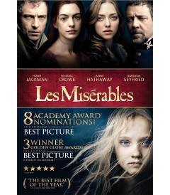 DVD - LOS MISERABLES (2012)