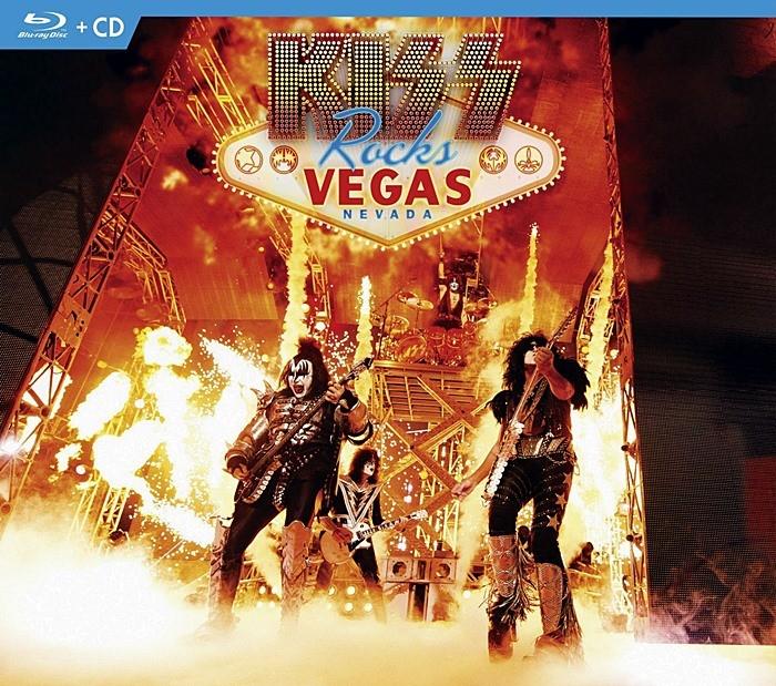 KISS (ROCK VEGAS)