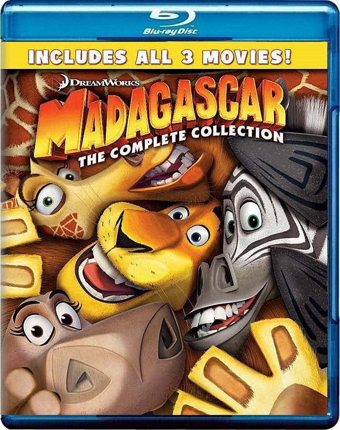 MADAGASCAR (COLECCIÓN COMPLETA)