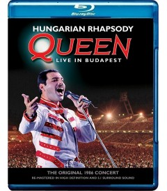 QUEEN - HUNGARIAN RHAPSODY (LIVE IN BUDAPEST) - USADA