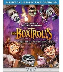 3D - LOS BOXTROLLS