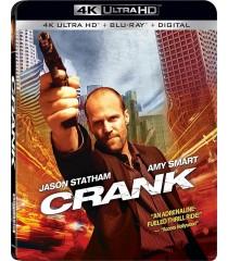 4K UHD - CRANK (VENENO EN LA SANGRE) - PRE VENTA