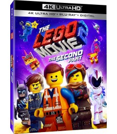 4K UHD - LEGO LA PELÍCULA (LA GRAN AVENTURA LEGO 2) - PRE VENTA
