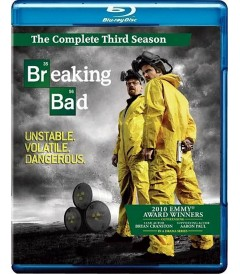 BREAKING BAD - 3° TEMPORADA COMPLETA