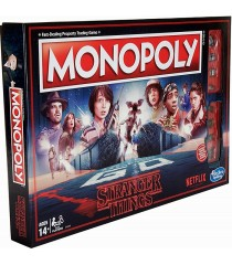 MONOPOLY (VERSIÓN STRANGER THINGS)