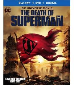 LA MUERTE DE SUPERMAN (EDICIÓN LIMITADA INCLUYE NOVELA GRÁFICA)