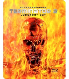 TERMINATOR 2 (EL JUICIO FINAL) (EDICIÓN EXCLUSIVA STEELBOOK BEST BUY)
