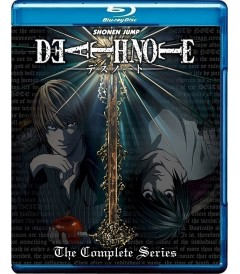 DEATH NOTE (SERIE COMPLETA)