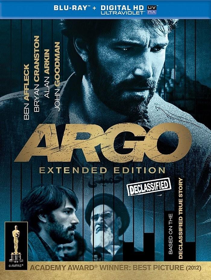 ARGO (EDICIÓN EXTENDIDA DESCLASIFICADA)