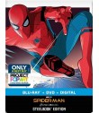 SPIDERMAN (DE REGRESO A CASA) (EDICIÓN EXCLUSIVA ARTE POP STEELBOOK BEST BUY) (MCU)