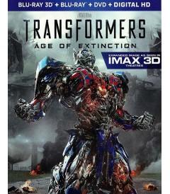 3D - TRANSFORMERS (LA ERA DE EXTINCIÓN) (EDICIÓN IMAX 3D) - USADA