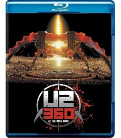 U2 - 360 DEGREES AT THE ROSE BOWL - USADA