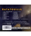 CD - RATATOUILLE (ORIGINAL SOUNDTRACK) - USADO