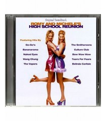 CD - ROMY Y MICHELLE (ORIGINAL SOUNDTRACk) - USADO