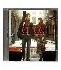CD - ONCE (APENAS UNA VEZ) (MUSIC FROM THE MOTION PICTURE) - USADO