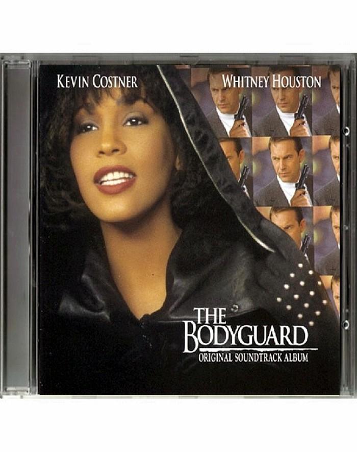 CD - EL GUARDAESPALDAS (ORIGINAL SOUNDTRACK ALBUM) - USADO