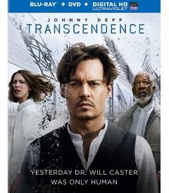 TRANSCENDENCE (IDENTIDAD VIRTUAL) - USADA