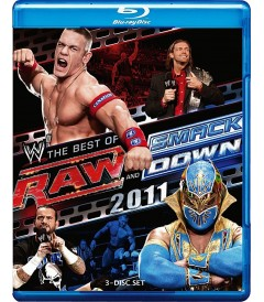 WWE (THE BEST OF RAW AND SMACKDOWN 2011) - USADA