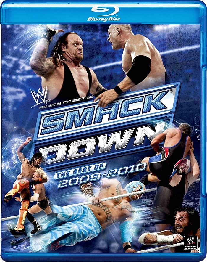 WWE (THE BEST OF SMACKDOWN 2009 -2010) - USADA
