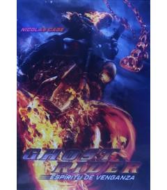 DVD - GHOST RIDER (ESPÍRITU DE VENGANZA)