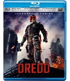 3D - DREDD