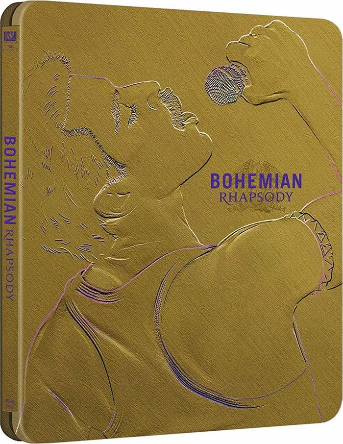 BOHEMIAN RHAPSODY (EDICIÓN ESPECIAL STEELBOOK)