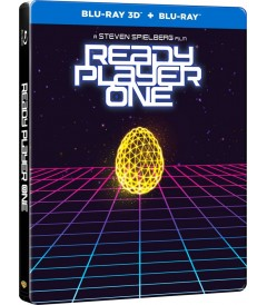 3D - READY PLAYER ONE (EDICIÓN ESPECIAL STEELBOOK)