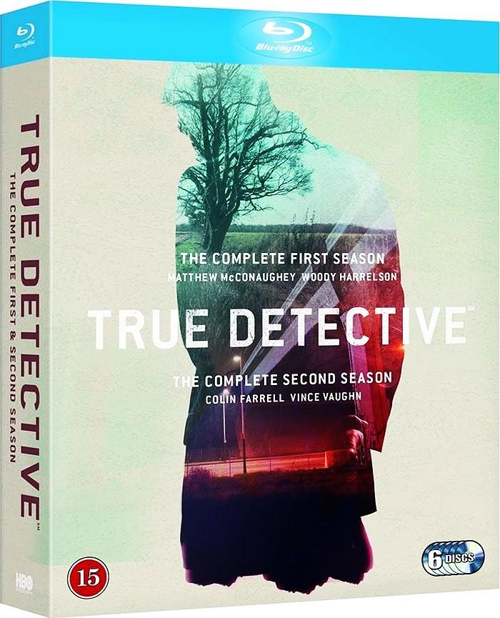 TRUE DETECTIVE (TEMPORADAS 1 Y 2 COMPLETAS)