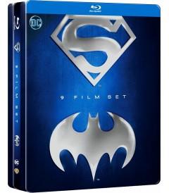 BATMAN Y SUPERMAN (EDICIÓN ESPECIAL METALBOX ANTOLOGÍA)