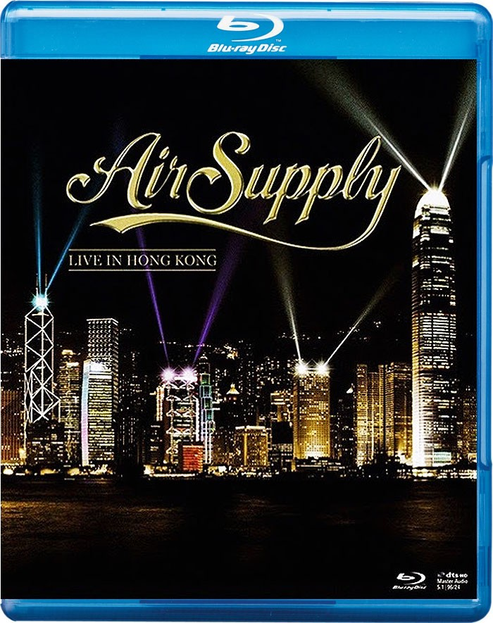 AIR SUPPLY (LIVE IN HONG KONG)