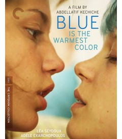 BLUE IS THE WARMEST COLOR (THE CRITERION COLLECTOR)