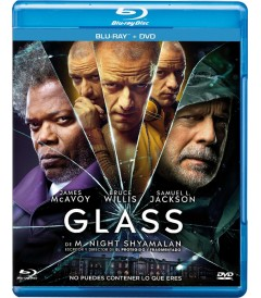 GLASS (BD + DVD)