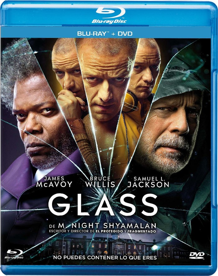GLASS (BD + DVD)