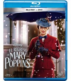 EL REGRESO DE MARY POPPINS (BD + DVD)