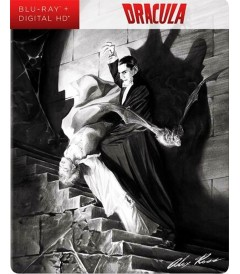 DRÁCULA (STEELBOOK EXCLUSIVO DE BEST BUY) (ALEX ROSS ART) - USADA
