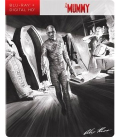 LA MOMIA (STEELBOOK EXCLUSIVO DE BEST BUY) (ALEX ROSS ART) - USADA