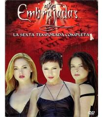 DVD - HECHICERAS (TEMPORADA 6 COMPLETA) - USADA
