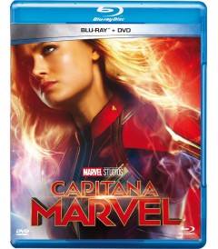 CAPITANA MARVEL (BD + DVD) (*)