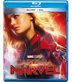 CAPITANA MARVEL (BD + DVD) (*) - PRE VENTA