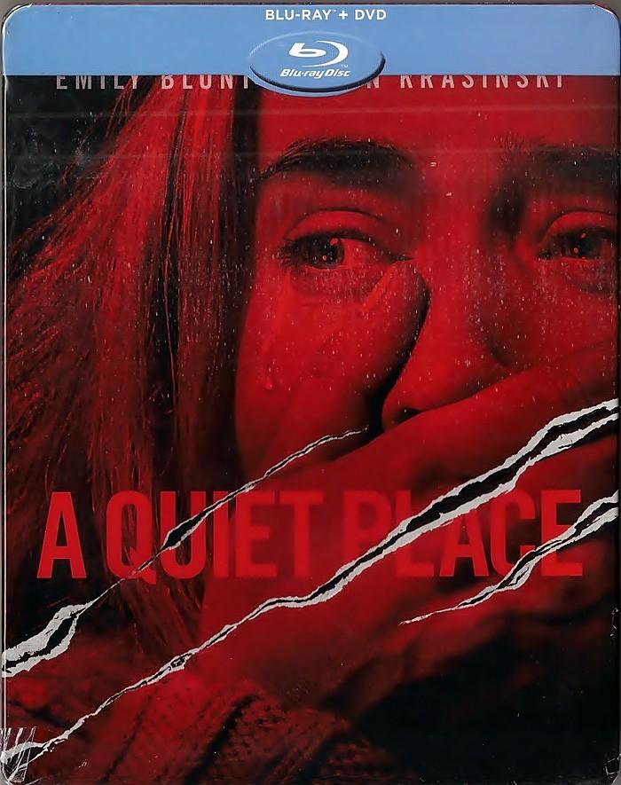 UN LUGAR EN SILENCIO (EDICIÓN ESPECIAL STEELBOOK)