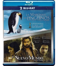 LA MARCHA DE LOS PINGÜINOS / EL NUEVO MUNDO (*)