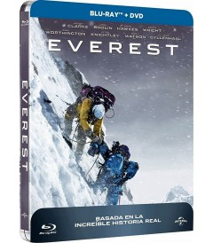 EVEREST (EDICIÓN ESPECIAL STEELBOOK) (*)
